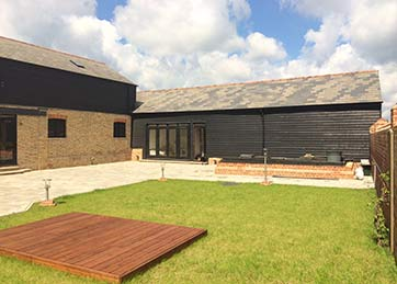 Barn Conversion we carried out